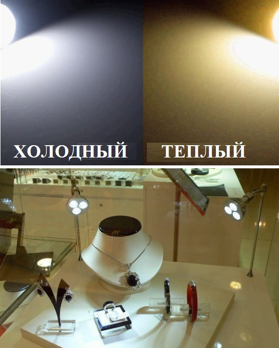 произведенные холодный или теплый свет лучше в светодиодах если слюнотечение сопровождается